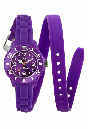 Montre Ice-Twist en silicone, Ice Watch, 69 €.