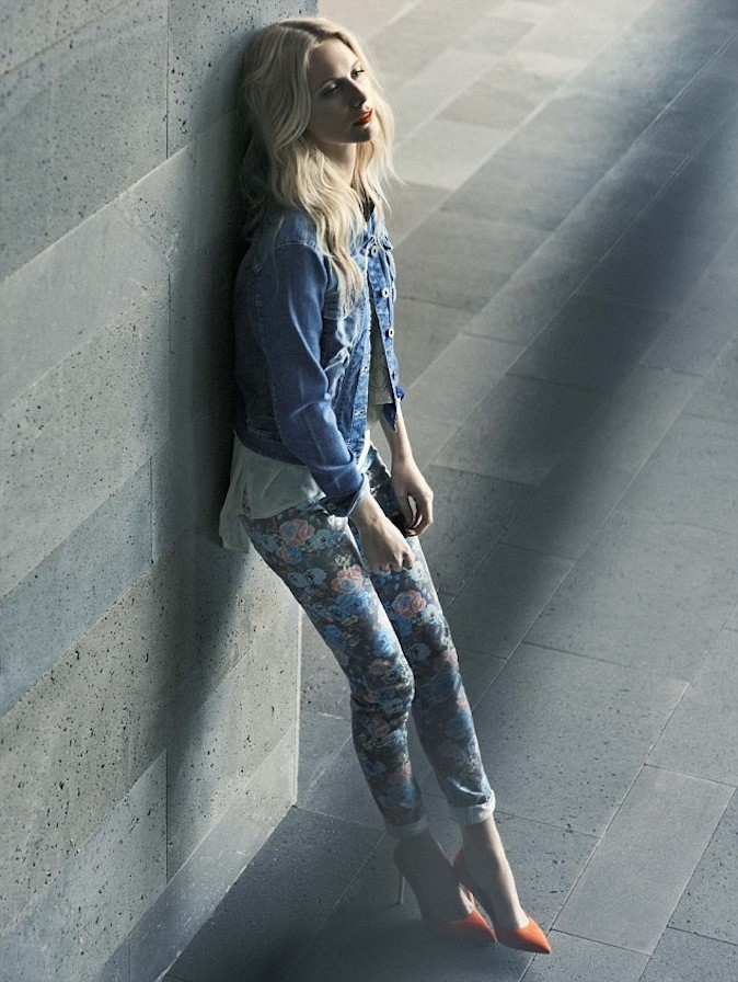 Poppy Delevingne pour Vero Moda