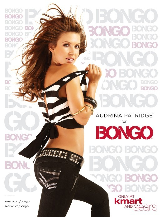 Audrina Patridge, ex-égérie de Bongo