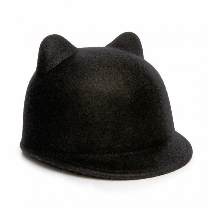 Chapeau à oreilles, Primark. 8 €.