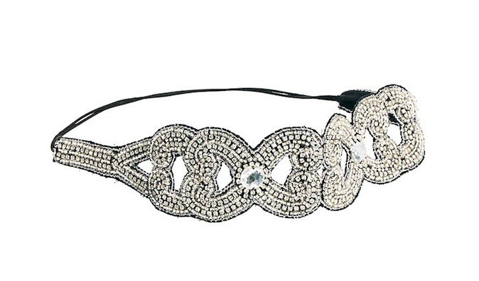 Headband Orelia, sur asos.com 34,50 €
