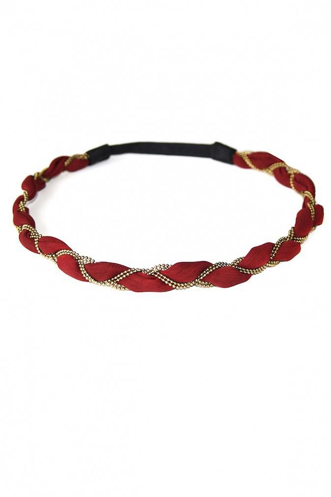 Headband, Sage et Sauvage 38 €
