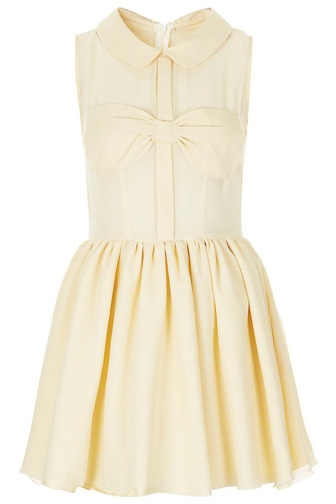 Robe baby-doll, Topshop 40 €