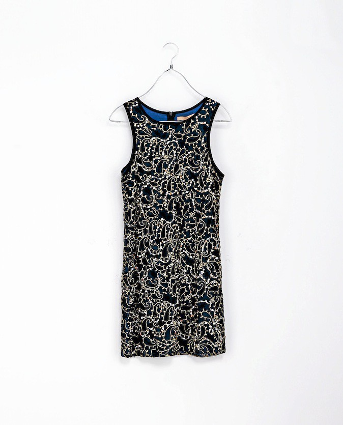 Robe brodée, Zara 49,95 €