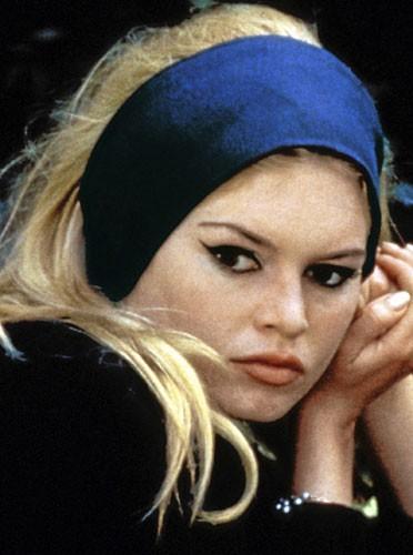4/Brigitte Bardot