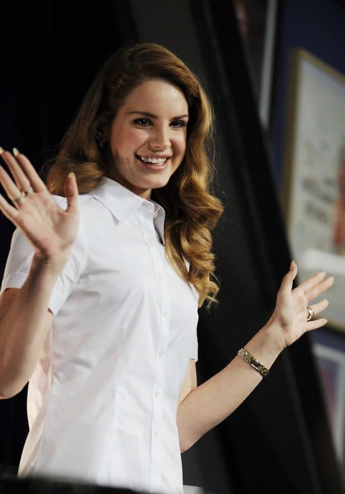 Lana Del Rey : sage