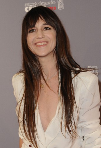 2- Charlotte Gainsbourg