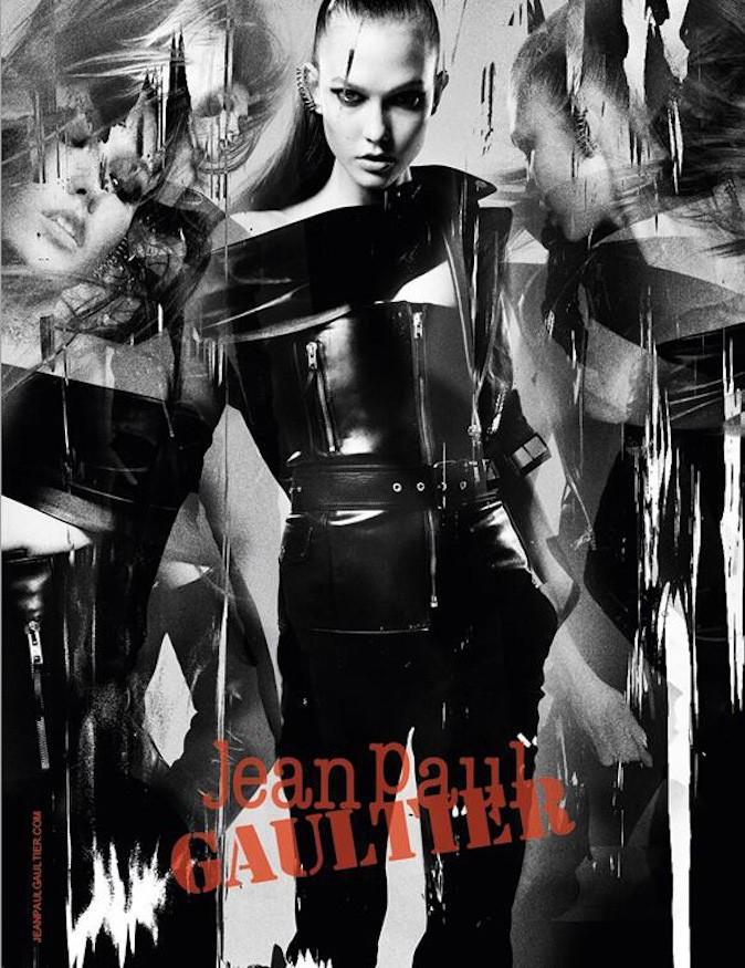 Karlie Kloss pour Jean-Paul Gaultier !