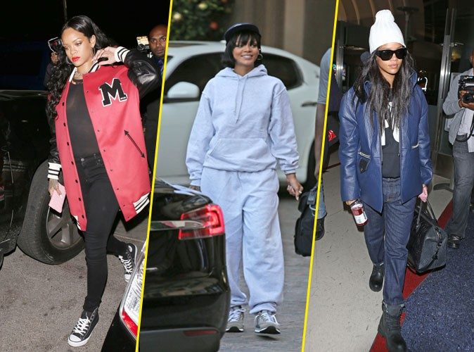 Rihanna : garçon manqué comme jamais !
