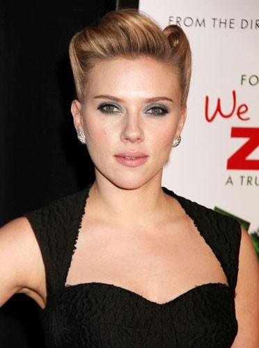 Scarlett Johansson dit ne jamais porter de sweat !