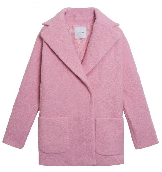 Manteau en laine, N by Naf Naf sur lahalle.com 69 €