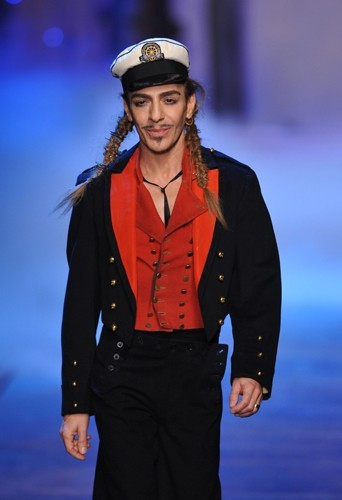 John Galliano contrôlait tout chez Dior !
