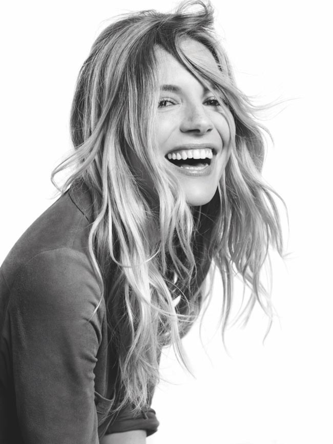 Sienna Miller pour Caroll
