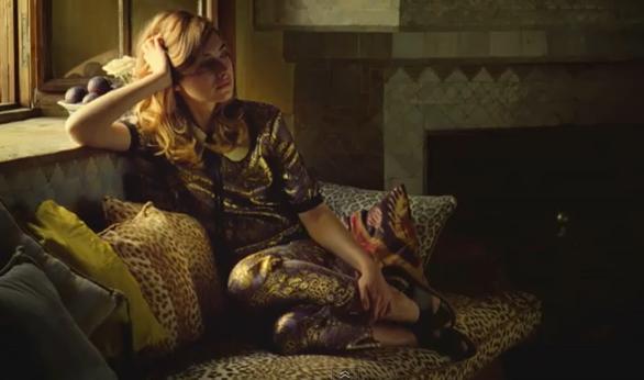 """Imogen Poots (""""28 semaines plus tard"""") sous l'objectif de Sofia Coppola pour Marni et H&M"""