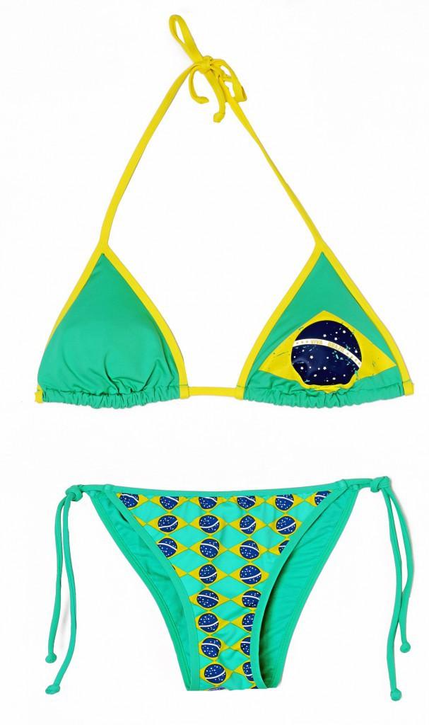 Deux-pièces Brésil, Kiabi 19,99€