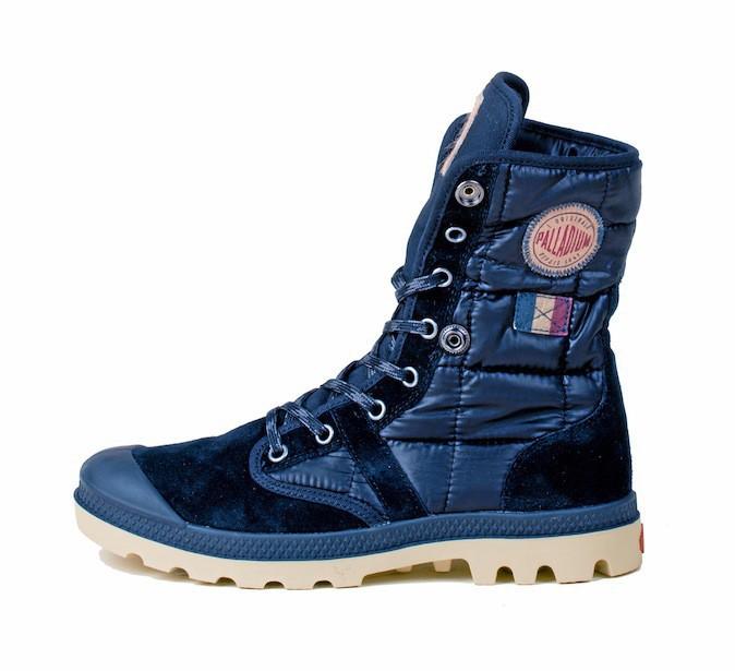 Chaussures montantes imperméables, Baggy, Palladium Explorer 110 €