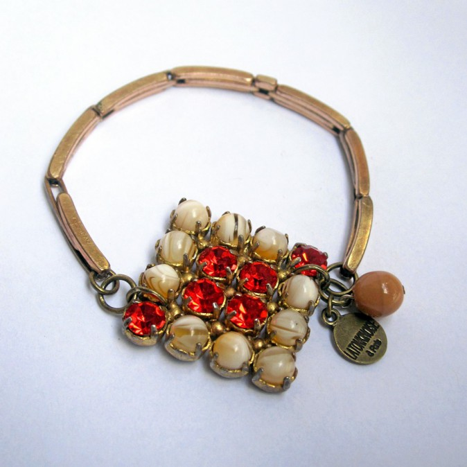 Les bijoux recyclés