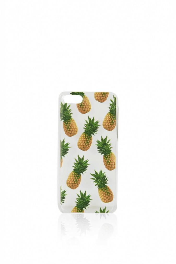 Coque ananas, Topshop 10 €