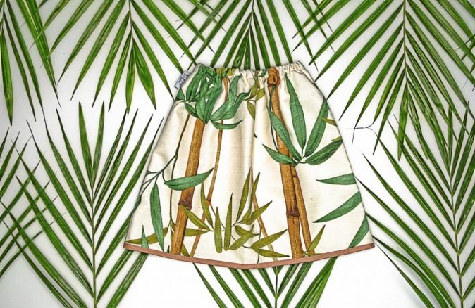 Jupe tropicale, Alexandra Rosenfeld sur alexetchantal.com 30 €