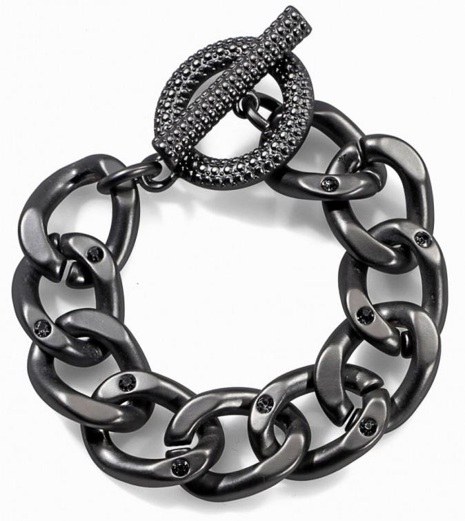 Bracelet en métal argenté, New Yorker 5,95 €