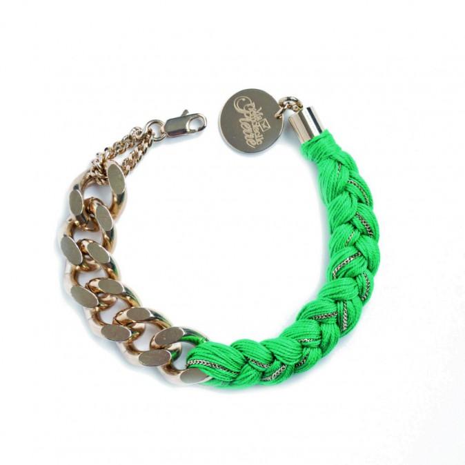 Bracelet tressé Billie 79 € au lieu de 125 € !