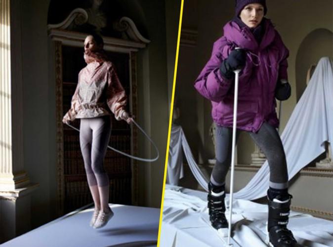 Mode : Stella McCartney : découvrez sa collection Automne/Hiver 2014-2015 pour Adidas !