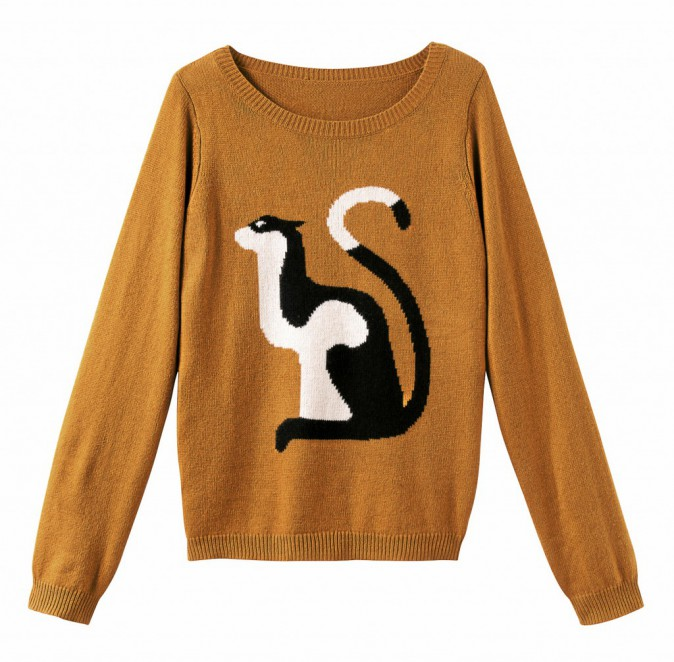 Pull manches longues, 3 Suisses 15,60 €