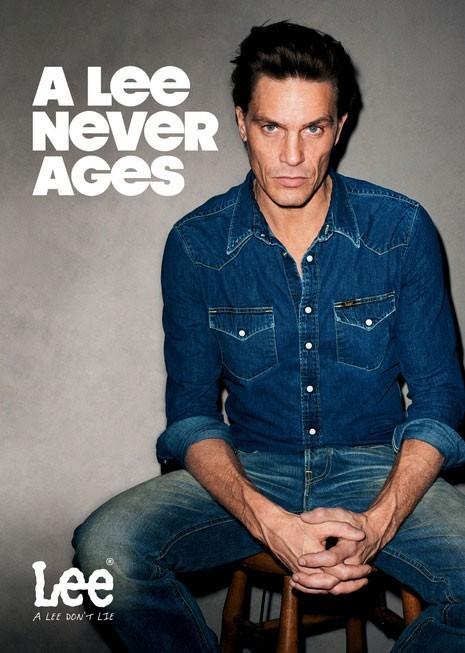 """Mode : """"Lee n'a pas d'âge"""", la campagne de Lee shootée par Terry Richardson"""