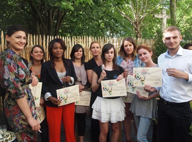 Les finalistes du concours Bata des jeunes créateurs
