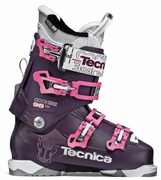 Chaussures de ski,  Tecnica sur spartoo.com
