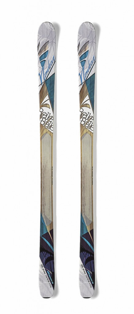 Paire de skis,  Belle to Belle,  Nordica 449 €
