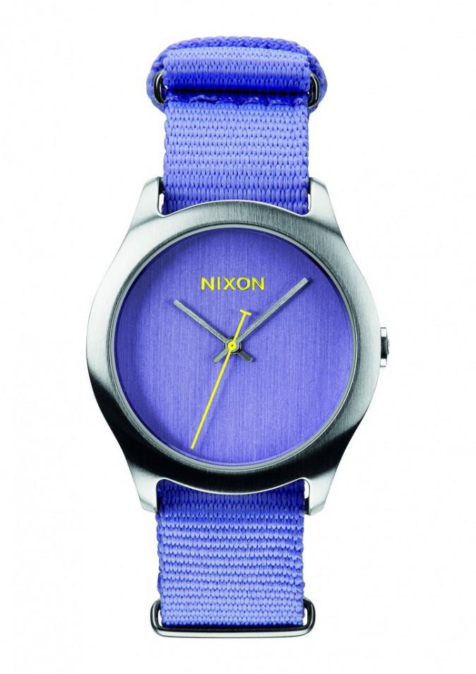 Bracelet en tissu, Nixon, 79€