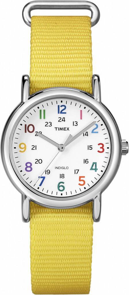Bracelet en tissu, Timex, 59€