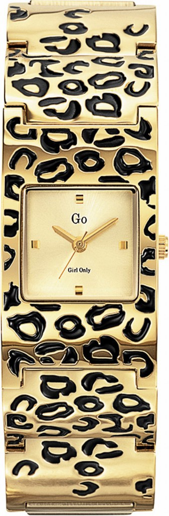 Bracelet léopard, Go Girl Only, 79€