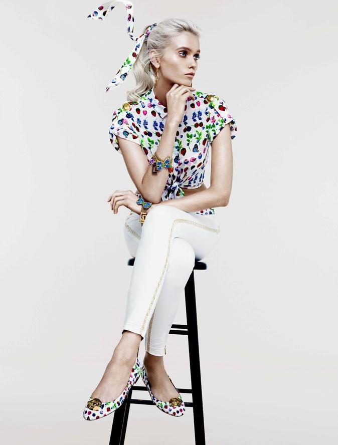 Collection Croisière Versace for H&M
