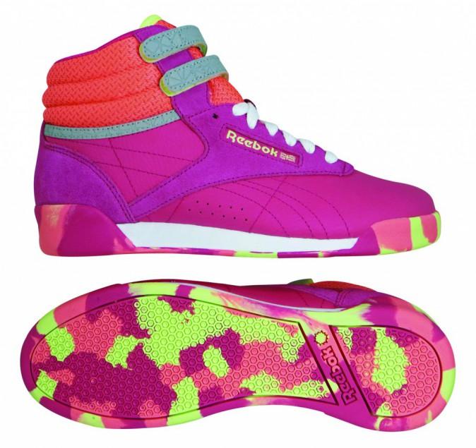 Sneakers, Reebok sur javari.fr