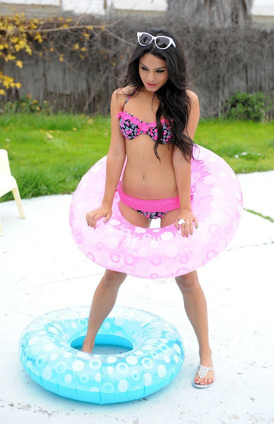 Vanessa Hudgens en 2011
