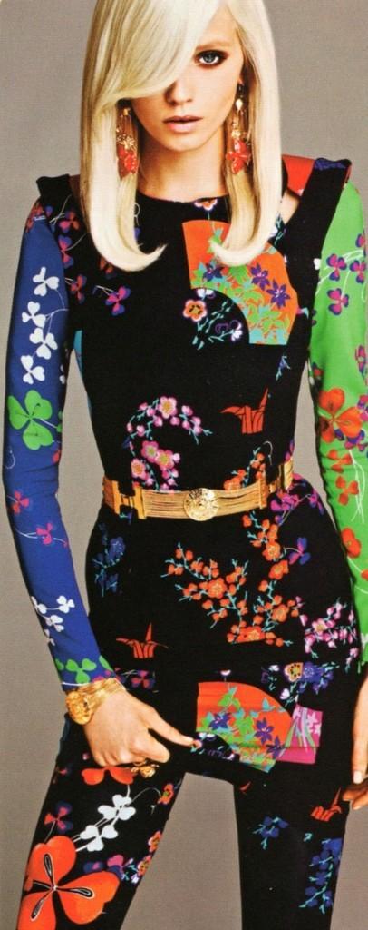 Un nouveau modèle de la collection H&M x Versace à découvrir !