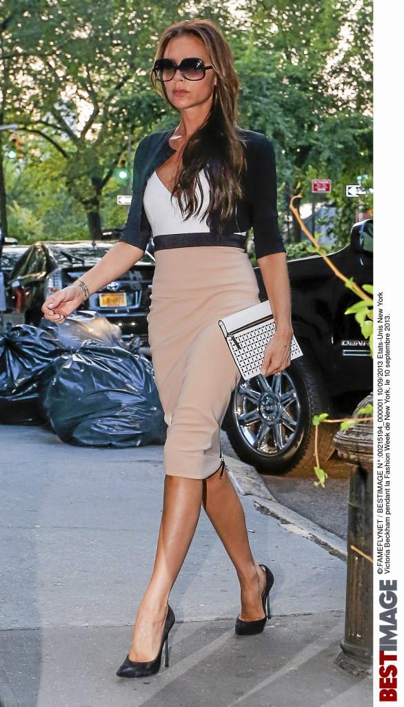 Victoria Beckam, un vraie fashionista !