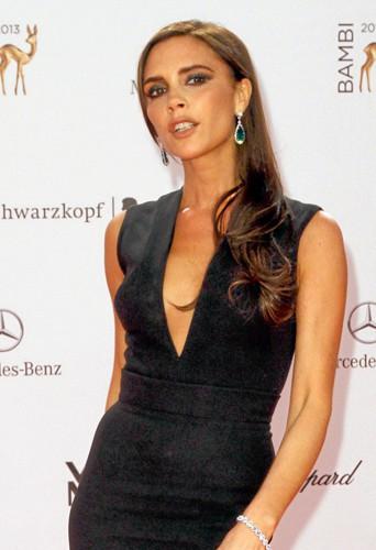 Victoria Beckam, une icône de mode.