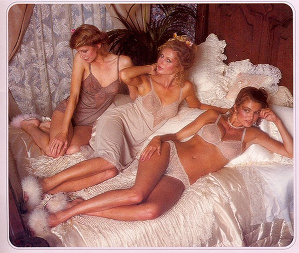 Catalogue Victoria's Secret de 1979