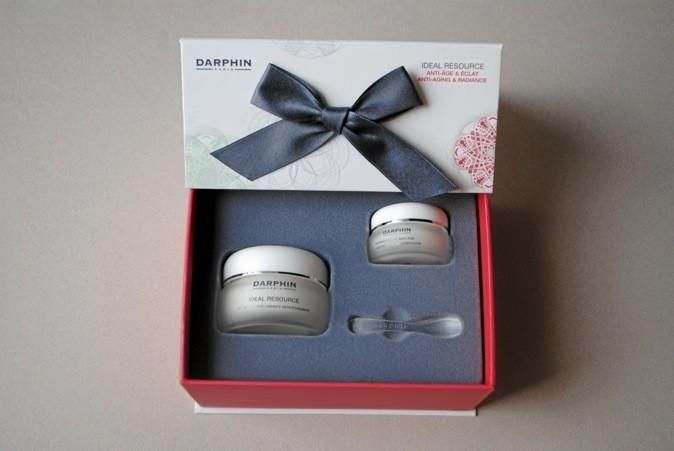 Coffret, soin du visage, Ideal Resource, Darphin 59 €
