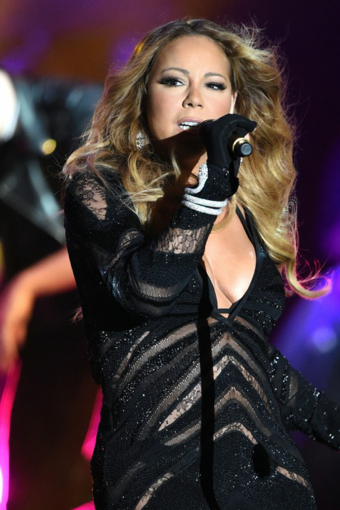 Mariah Carey ...