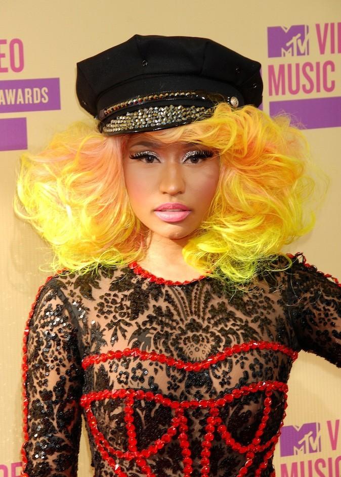 Nicki Minaj : toute en couleur !