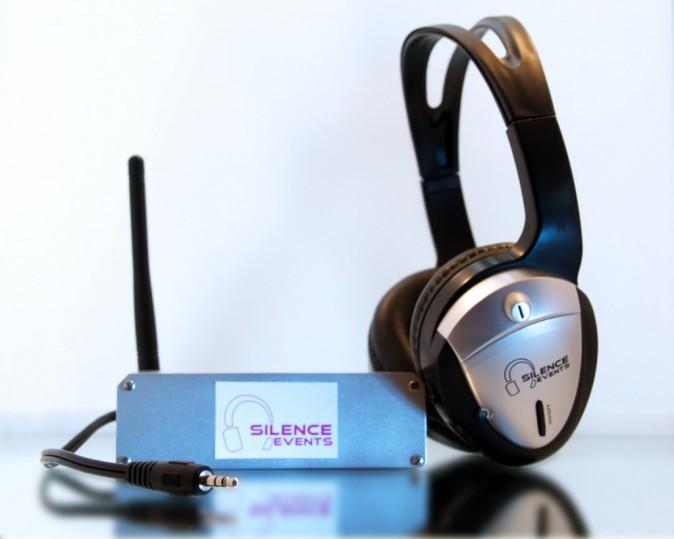 Kit Silence @Home 50 casques + émetteurs