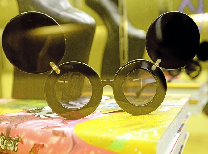 Lunettes Mickey Mouse 465$