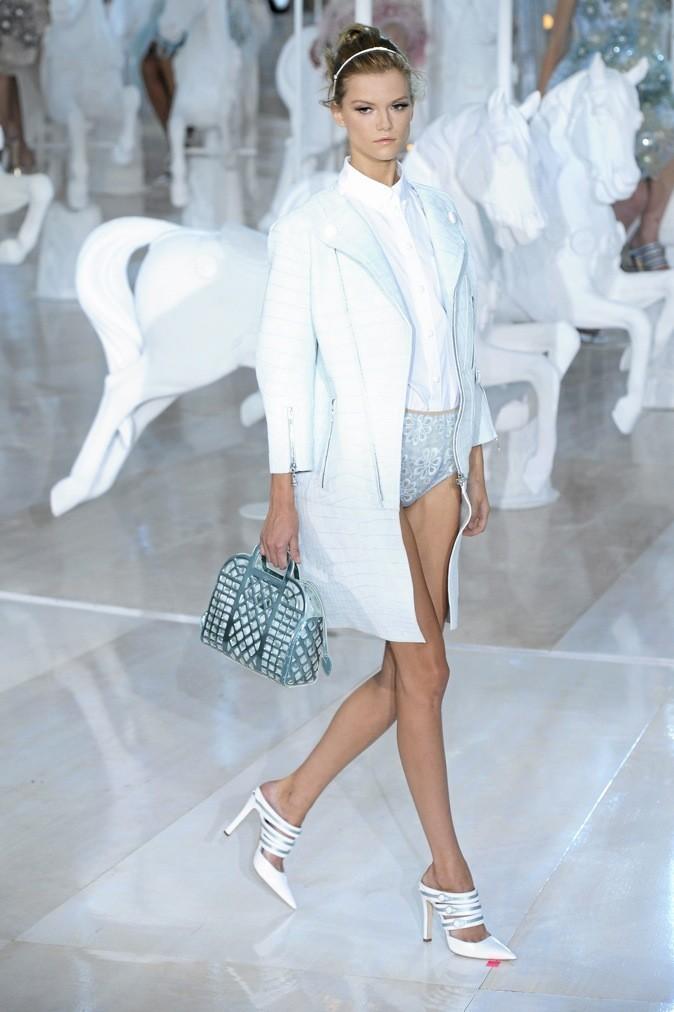 Le panier Louis Vuitton à 2600€ ! Gloups !