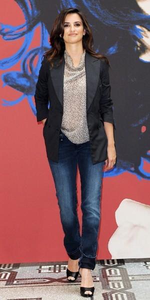 La tenue casual-chic version Penélope Cruz