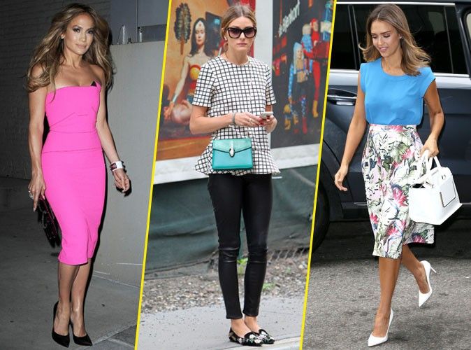 Photo : Palme Fashion : Jennifer Lopez, Olivia Palermo, Jessica Alba … Qui a été la plus stylée de la semaine ?
