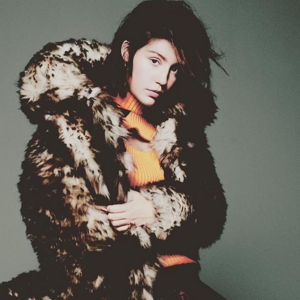 Adèle Exarchopoulos parmis les personnalités les plus influentes de la mode !